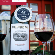 Bordertown Winery rocks at ProWein