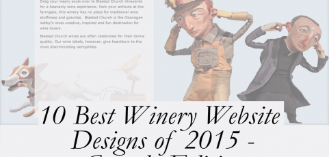 Black Market Wine Co. featured as one of the top 10 Canadian Winery Websites in 2015!