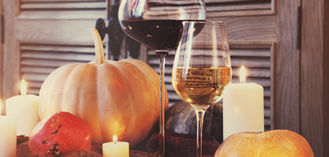 Uncork a great Thanksgiving feast this year with wine.